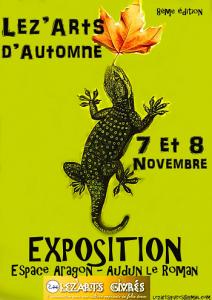 lezart automne 2015 affiche